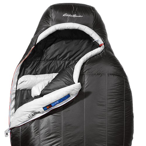 Спальный мешок Eddie Bauer 2285 Everest 50th Anniversary Karakoram -7C Down Sleeping Bag Regular