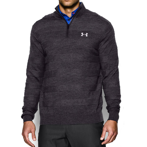Свитер мужской Under Armour Tips Zip Sweater (1248119-090) Size MD