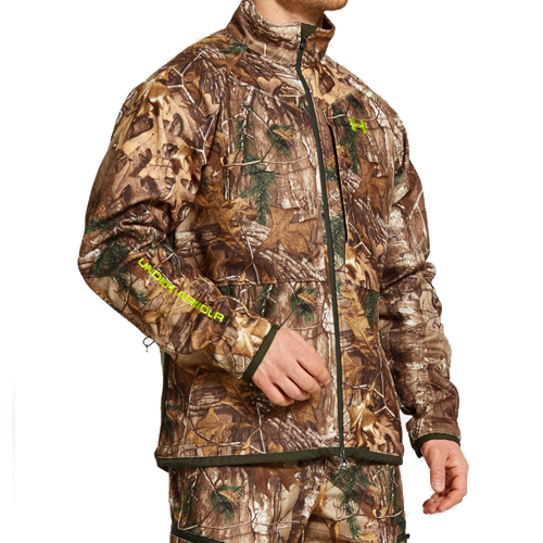 Куртка для охоты и рыбалки Under Armour ColdGear Infrared Scent Rut Jacket (1247869-946) Size XXXL