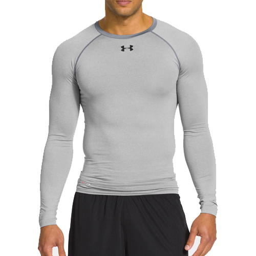 Термобелье мужское Under Armour HeatGear Sonic Compression Long Sleeve (1236223-025) Size 3XL
