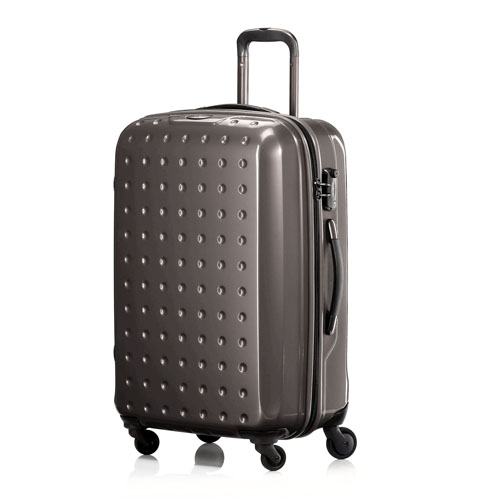 "Чемодан Samsonite 36978-1009 Pixelcube 26"" Hardside Spinner Luggage Anthracite"