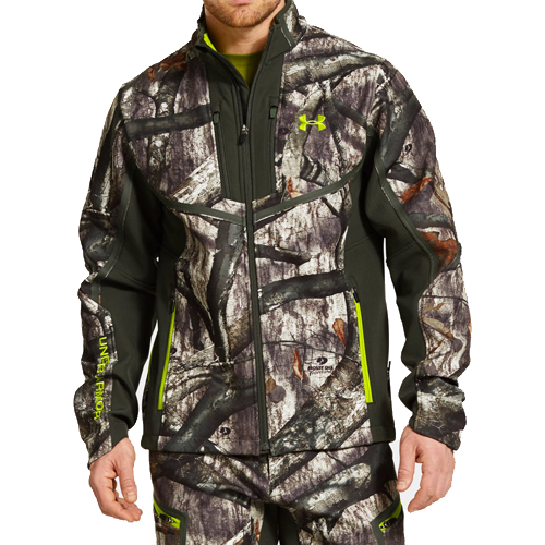 Куртка для охоты и рыбалки Under Armour Storm ColdGear Infrared Scent Jacket (1250542-905) Size XL