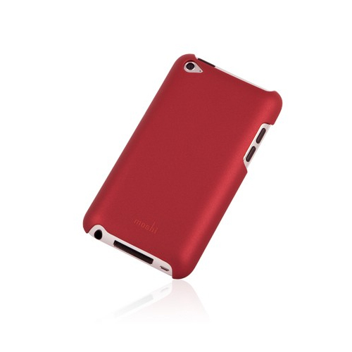 Чехол Moshi iGlaze touch G4 Cranberry Red для Apple iPod touch 4