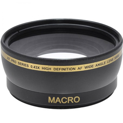 Насадка на объектив Xit XT58WAB 58mm 0.43 Wide Angle Lens