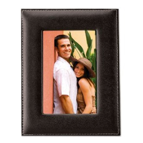Фоторамка Lawrence Frames 685057 Black Leather 13x18cm