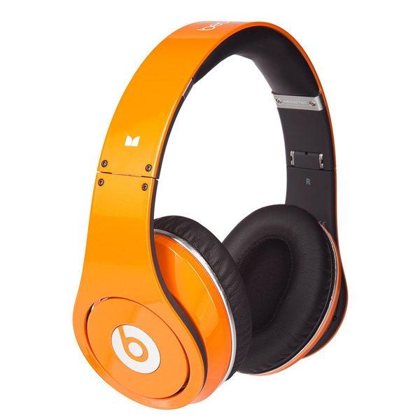 Наушники Beats Studio (2012) Orange