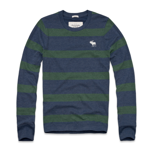 Свитер мужской Abercrombie & Fitch Sweater (124-236-0312-023) Size S