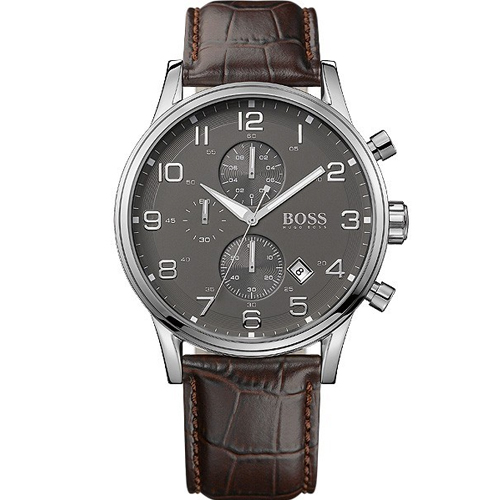 Наручные часы Hugo Boss 1512570 Brown Chronograph Watch