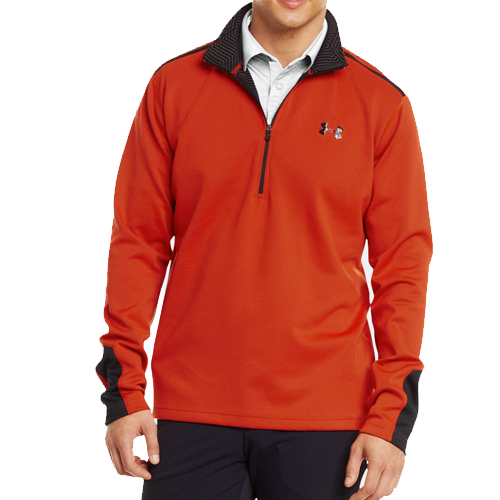 Толстовка мужская Under Armour ColdGear Infrared Thermo Golf 1/2 Zip (1239089-826) Size SM