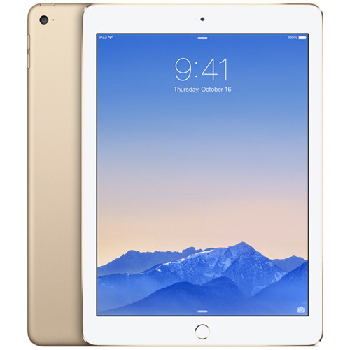Планшет Apple iPad Air 2 16Gb Wi-Fi (Gold) Ref
