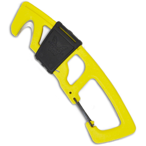 Мультитул Benchmade 9CB-YEL Yellow Strap Cutter Rescue Hook Carabiner