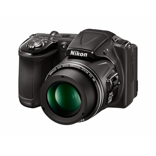 Фотоаппарат Nikon Coolpix L830 (Black)