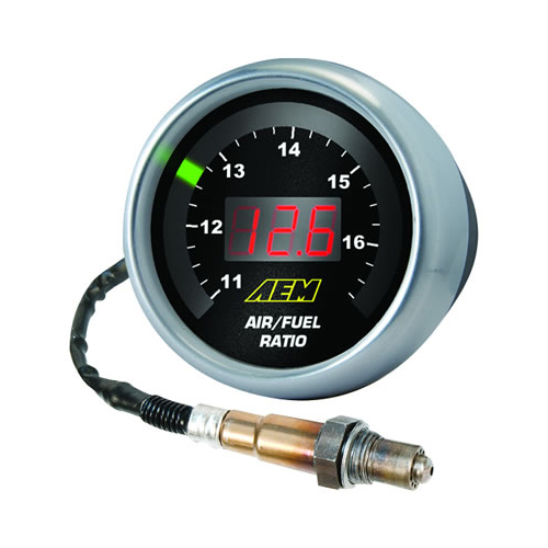 Датчик AEM 30-4110 Electronics Wideband Air/Fuel UEGO Gauge Kits