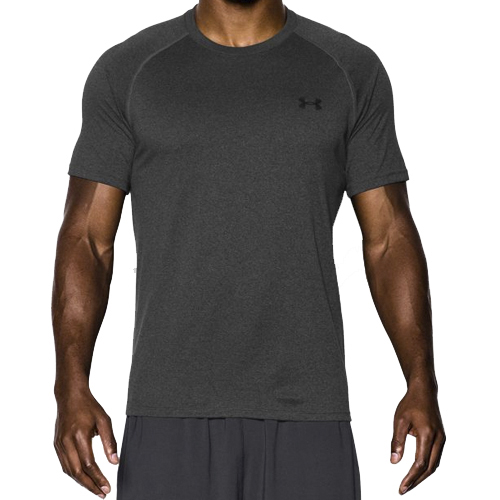 Футболка мужская Under Armour Tech Short Sleeve T-Shirt (1228539-090) Size SM