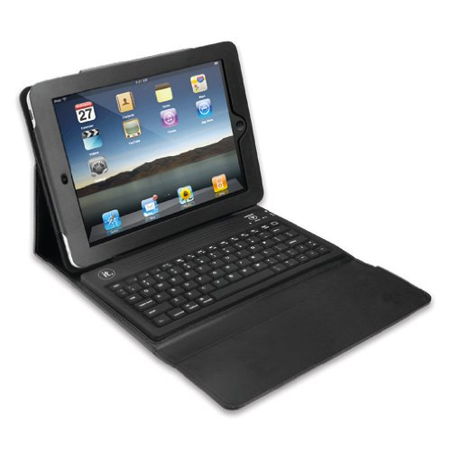 Чехол с клавиатурой iT Bluetoth Keyboard Case Desing for Ipad and Ipad 2 (itip-4000)
