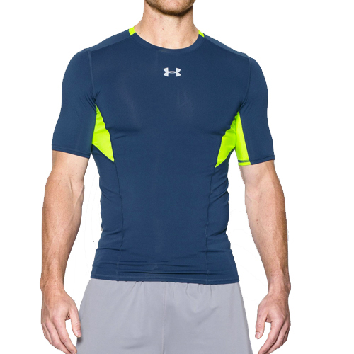 Футболка мужская Under Armour CoolSwitch Armour Short Sleeve T-Shirt (1271334-997) Size SM