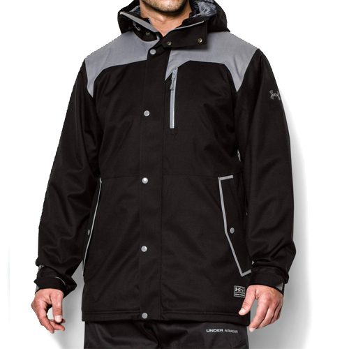 Куртка мужская Under Armour Storm ColdGear Infrared Rideable 3-in-1 Jacket (1247043-001) Size MD