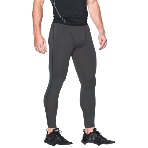 Леггинсы мужские Under Armour HeatGear Armour Compression Leggings (1257474-090) Size MD