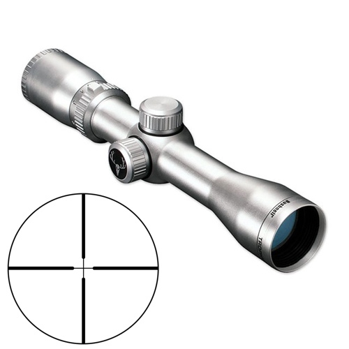 Оптический прицел Bushnell Trophy XLT 2-6x32mm Silver (732633S)