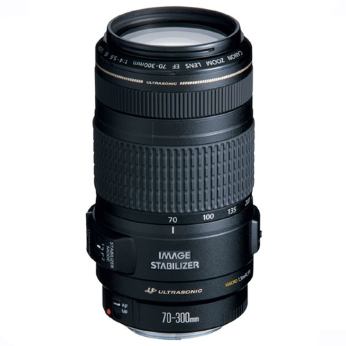 Объектив Canon EF 70-300mm f/4.0-5.6 IS II USM