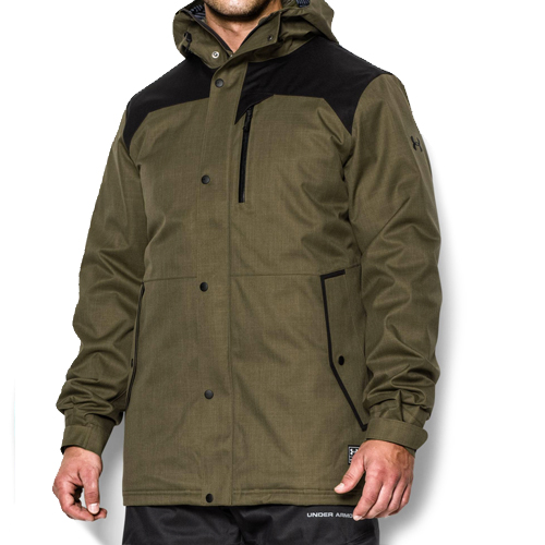 Куртка мужская Under Armour Storm ColdGear Infrared Rideable 3-in-1 Jacket (1247043-976) Size SM