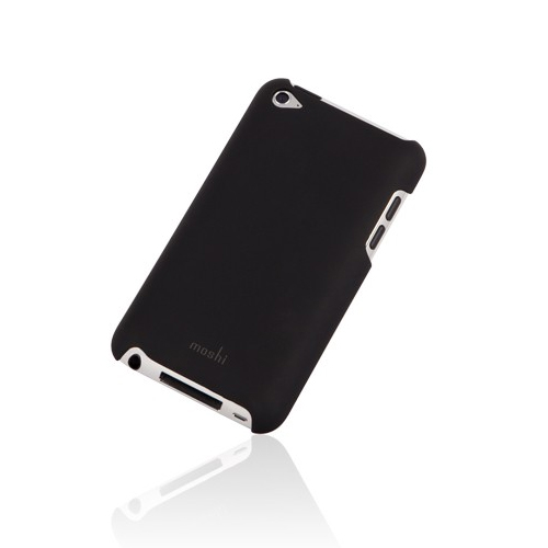 Чехол Moshi iGlaze touch G4 Black для Apple iPod touch 4