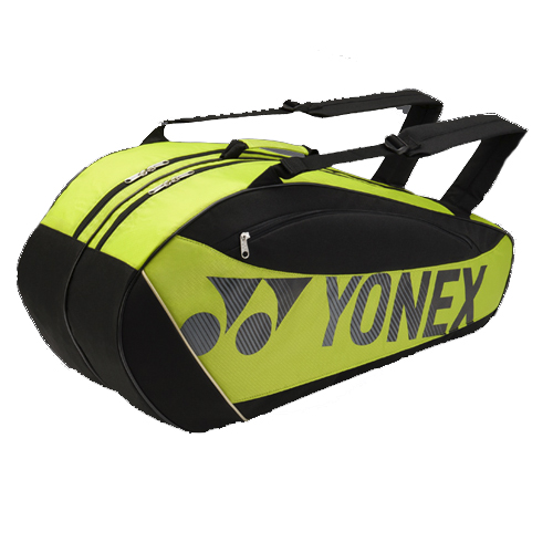 Чехол для ракеток YONEX Club Series Racket Bag (Black/Lime) BAG5526EX