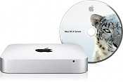 Apple Mac mini MC438 Core 2 Duo 2.66Ghz/4Gb/1Tb/ GF 320M 256Mb/no DVD/Mac OS X Server