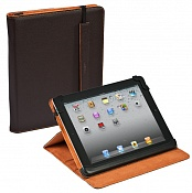 Чехол Targus Truss Leather Case for Apple iPad 1 and 2 (Brown Orange)
