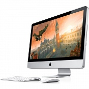Apple iMac 27'' MC814  3.4GHz Quad-Core Intel Core i7/8GB/256GB SSD/6970M 1GB/ Z0M70016S