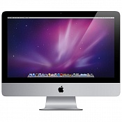 "Apple iMac  21.5""  Intel Core 2 Duo 3.33/2x2GB/1TB/ATI Radeon HD 4670 – 256MB/SD/WLM/WLKB MC413"