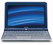 "Toshiba Mini NB305 (Atom N455 1.66Mhz/10.1""/ 1024x600/1024Mb/250Gb/no DVD-RW/Wi-Fi/Win 7 Starter)"