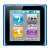 MP3-плеер Apple iPod nano 6 16GB Blue/Синий