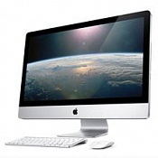 "Apple iMac 27"" Intel Core2Duo 3.3GHz/4GB/ 1Tb/ATI Radeon HD 4670 /SD Z0GE7"