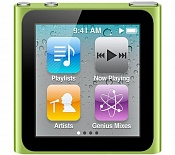 MP3-плеер Apple iPod Nano 6 16GB Green/Зеленый