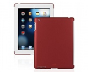 Moshi iGlaze для Apple iPad 2 Burgundy Red