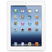 Apple iPad new 16 Gb Wi-Fi + 4G White
