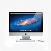 "Apple iMac 21.5"" MC812 /2.8GHz Quad-Core Intel Core i7/ 8GB 1333MHz DDR3 SDRAM/ 1TB Serial ATA Drive/AMD Radeon HD 6770M 512MB GDDR5/ Z0M500065"