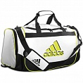 Сумка Adidas Defender Duffel Medium 5125768 White