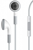 Наушники Apple Headphones with Remote and Mic (MB770)