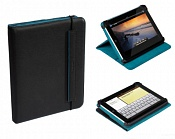 Чехол Targus Truss Leather Case for Apple iPad 1 and 2 (Black Blue)