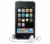 MP3-плеер Apple iPod touch 3 8Gb MC086