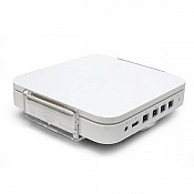 Apple Airport Extreme Base Station MD031 & Крепёж на стену для Apple AirPort Extreme H-Squared Air Mount