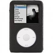 MP3-плеер Apple iPod classic 160GB, Black MC297 & Griffin Elan Form Case for iPod Classic